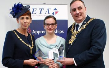 Charlotte Wins Apprentice of the Year