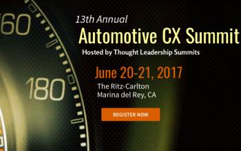 TrackBack sponsors Automotive CX Summit 2017
