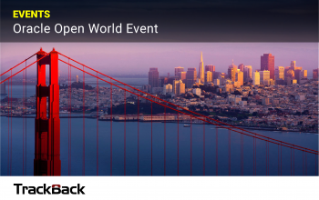 TrackBack appears at Oracle's CRM technology event