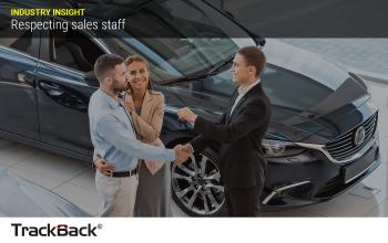 Respecting sales staff