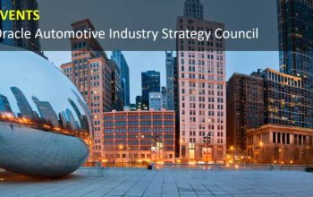 TrackBack invited to sit on the Oracle CX Automotive Council