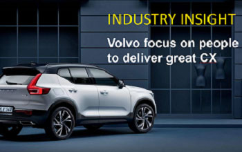 Volvo focus on people to deliver great CX