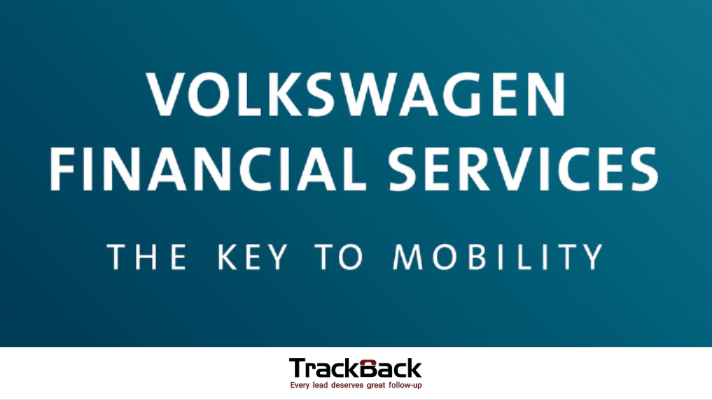 Volkswagen Financial Services UK Launches TrackBack